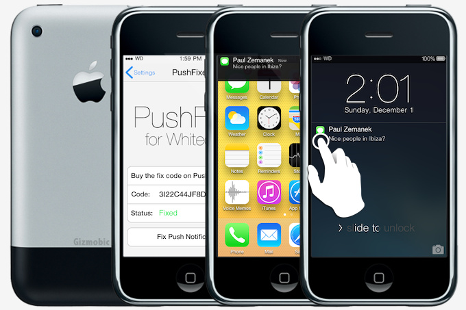 Spruce Up Your Old Mobile With A New Lock Screen Look: Get IOS 7 Feel And Features On Older IPhone 2G And IPhone